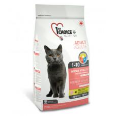 1st Choice - Корм для домашних кошек, цыпленок (Vitality)