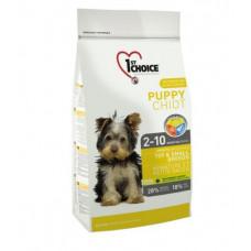1st Choice - Корм для щенков миниатюрных и мелких пород, курица (Puppy Toys&Small Breeds)