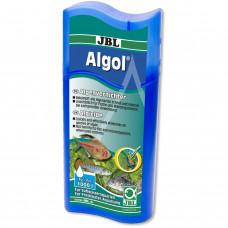 JBL Algol - Кондиционер для борьбы с водорослями в пресн аквариуме, 250 мл на 1000 л