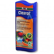 JBL Clearol - Кондиционер против помутнения воды в пресн аквариуме, 250 мл на 1000 л