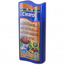 JBL Clearol - Кондиционер против помутнения воды в пресн аквариуме, 500 мл на 2000 л