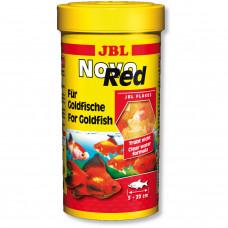JBL NovoRed - Основной корм в форме хлопьев для золотых рыбок, 100 мл (16 г)