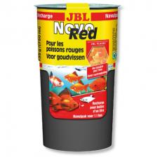JBL NovoRed - Осн. корм для золотых рыбок в эконом. упаковке, хлопья, 750 мл (135 г)