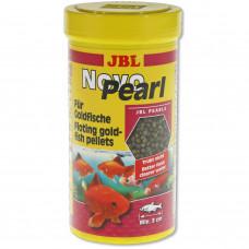 JBL NovoPearl - Основной корм в форме гранул для золотых рыбок, 250 мл (93 г)