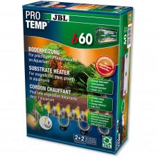 JBL ProTemp b60 II - Грунтовый термокабель для пресноводных аквариумов 300-600 л, 60 Вт