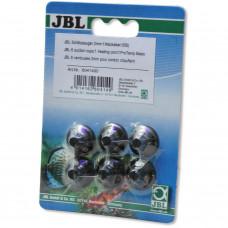 JBL slit suction cup - ПРисоска для крепл термокабеля диам. 2-4 мм в акв. и терр., 6 шт