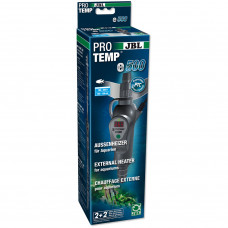 JBL ProTemp e500 внешний нагреватель для пресноводных аквариумов 160-600л