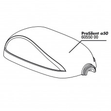 JBL PS a50 casing top - Крышка корпуса компрессора