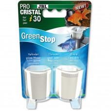 JBL ProCristal i30 GreenStop - Картридж с спец нап против цветения воды для собакP i30, 2 шт