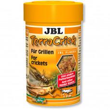 JBL TerraCrick - Корм для сверчков и других кормовых насекомых, 100 мл (60 г)
