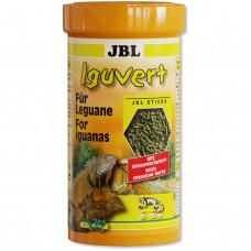 JBL Iguvert - Основной корм в форме палочек для игуан и ящериц, 250 мл (105 г)
