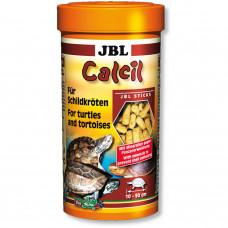 JBL Calcil - Корм с минералами для водных и болотных черепах, палочки, 250 мл (100 г)