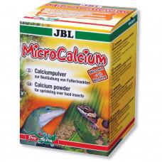 JBL MicroCalcium - Кальциевый препарат в форме порошка для террариумных животных, 100 г