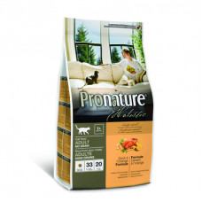 Pronature Holistic - Корм для кошек, утка с апельсином, беззерновой