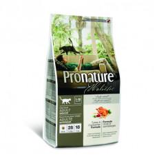 Pronature Holistic - Корм для кошек, индейка с клюквой