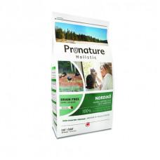 Pronature Holistic GF - Корм для кошек, беззерновой, Нордико