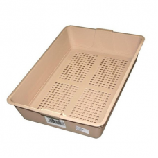 Savic - Туалет-лоток для кошек, с сеткой, 37х25,5х6см