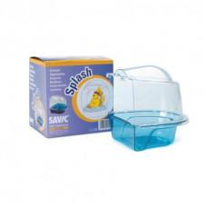 Savic - Купалка для птиц, 15х15,5х12см (Splash Box)