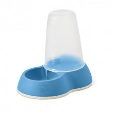 Savic - Автопоилка для животных, 21x14x18см, 700 мл, голубая (Loop Water)