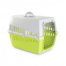 Savic - Переноска для кошек, 60,5х40,5х39см , светло-зеленая (TROTTER 3)
