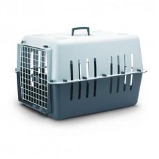 Savic - Переноска для кошек, 66х47х43см , серая (PET CARRIER 4)