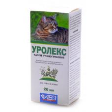 Агроветзащита - Уролекс для собак и кошек -  капли для профилактики и лечения МКБ, острых и хронических заболеваний мочевыводящих путей и почек
