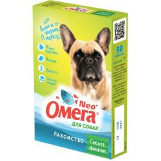Астрафарм - Омега Neo +  Мультивитаминное лакомство для собак с мятой и имбирем