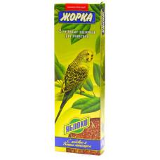 Жорка - 2шт. Палочки для попугаев с Яблоками