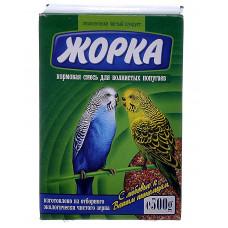 Жорка - Для волнистых попугаев (коробка)