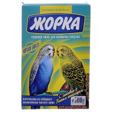 Жорка - Для волнистых попугаев с морской капустой (коробка)