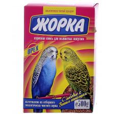 Жорка - Для волнистых попугаев с орехами (коробка)