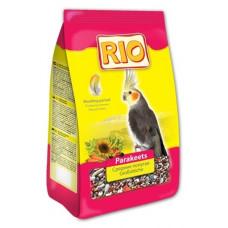 Рио - Корм для средних попугаев во время линьки