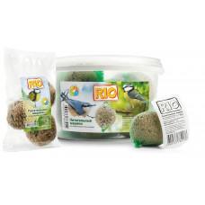 Рио - Питательный шарик для подкармливания и привлечения птиц, 1шт.
