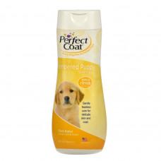 8in1 шампунь для щенков PC Pampered Puppy без слез с ароматом детской присыпки 473 мл