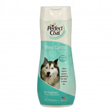 8in1 шампунь для собак PC Shed Control против линьки с тропическим ароматом 473 мл