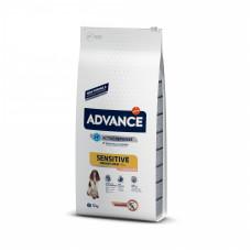 Advance - Для собак с чувствительным пищеварением: лосось и рис
