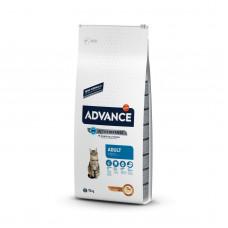Advance - Корм для взрослых кошек, курица и рис (Adult)