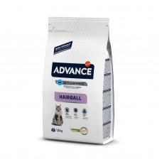 Advance - Для вывода шерсти у кошек: индейка и рис