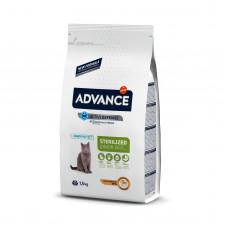 Advance - Корм для стерилизованных кошек до 3 лет (Young Sterilized)