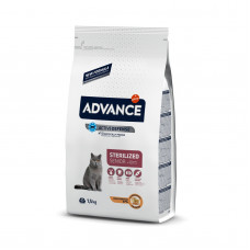 Advance - Корм для стерилизованных кошек старше 10 лет (Sterilized 10 Years (Senior)