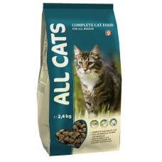 All Cats - Полнорационный корм для взрослых кошек