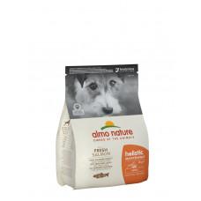 Almo Nature - Для Взрослых собак Малых пород с Лососем
