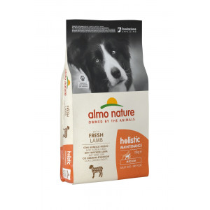 Корм для для взрослых собак средних пород с ягненком (Medium&Lamb Holistic)