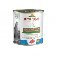 Almo Nature - Консервы для кошек с Атлантическим тунцом (HFC Natural Atlantic Ocean Tuna)