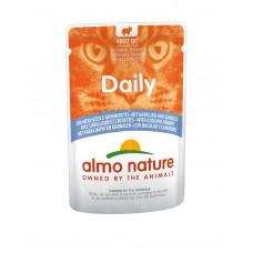 """Almo Nature - Паучи для кошек """"Меню с Треской и креветками"""""""