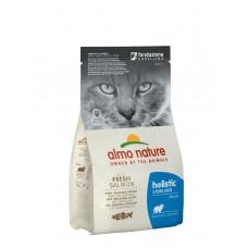 Almo Nature - Для кастрированных кошек с Лососем и Рисом