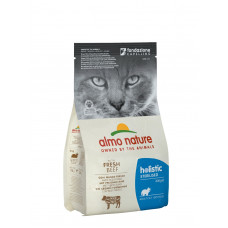 Almo Nature - Для кастрированных кошек с Говядиной и Рисом