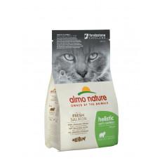 Almo Nature - Корм для кошек контроль вывода шерсти с рыбой и картофелем (Functional Adult Anti-Hairball Fish and Potatoes)