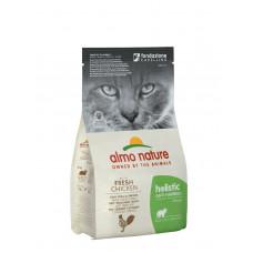 Almo Nature - Корм для кошек контроль вывода шерсти с курицей и рисом (Functional Adult Anti-Hairball Chicken and Rice)