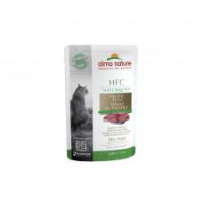 "Almo Nature - Паучи для кошек ""Атлантический тунец"" 91% мяса"